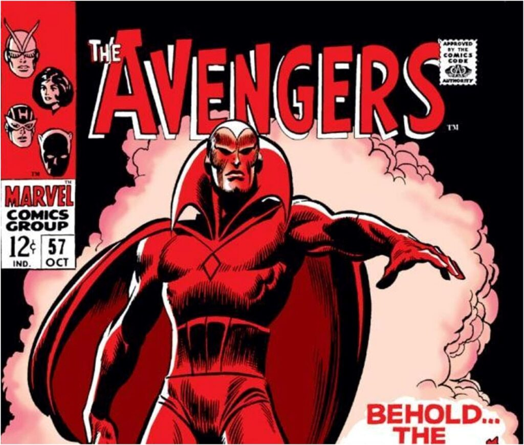 Stan Lee and Roy Thomas Brought Him to the Avengers