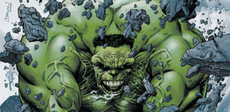 The Immortal Hulk: Flatline # 1 Review: La mejor serie en curso de Marvel expande sus horizontes