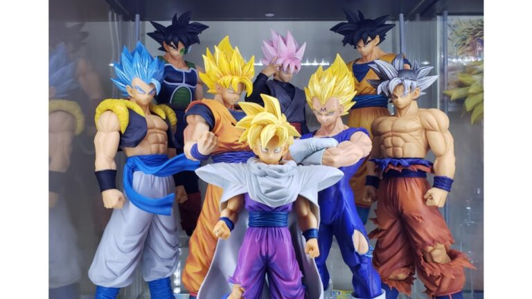 Figuras Grandista de Dragon Ball