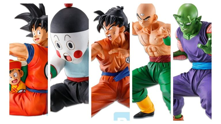 Figuras Dragon Ball de Banpresto