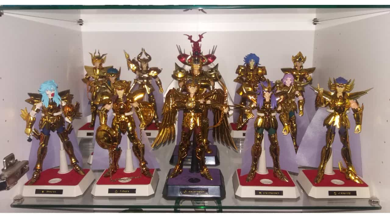 Figuras Saint Seiya Myth Cloth destacada