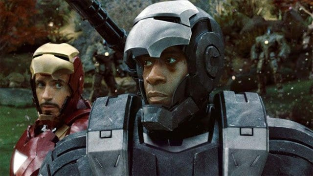 War Machine aparecerá en The Falcon and the Winter Soldier