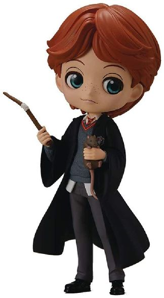Ron Weasley y Scabbers A Q Posket