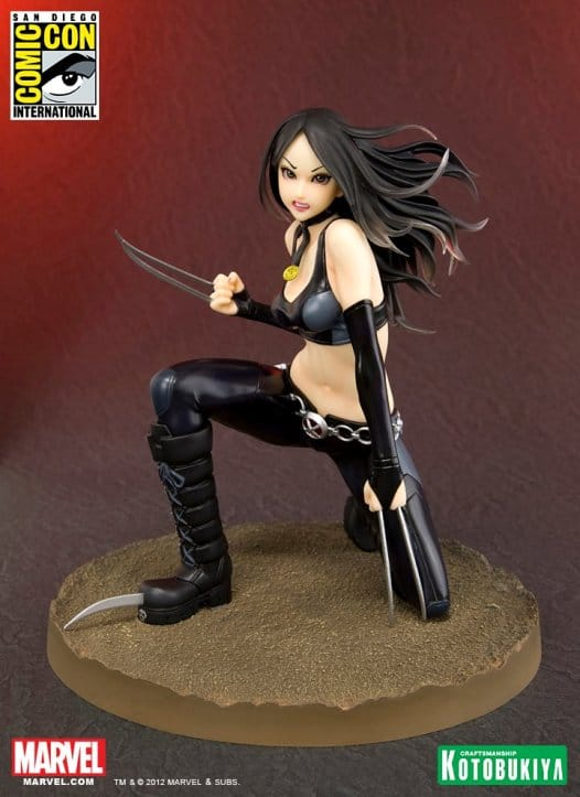 X-23-X-Force-bishoujo-statue-2012-sdcc-exclusive-