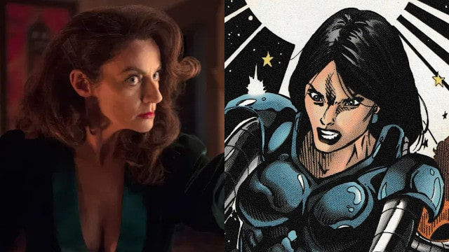 Doom Patrol Season 3 agrega a Michelle Gomez como Madame Rouge
